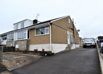 Thumbnail 3 bed bungalow for sale in Manor Park, Pencoed, Bridgend .