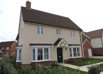 Thumbnail 4 bed detached house to rent in Clifford Smith Drive, Felsted