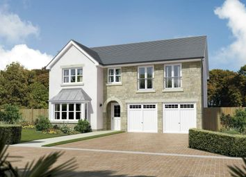 "Thumbnail 5 bed detached house for sale in ""Melton"" at Main Street, Symington, Kilmarnock"