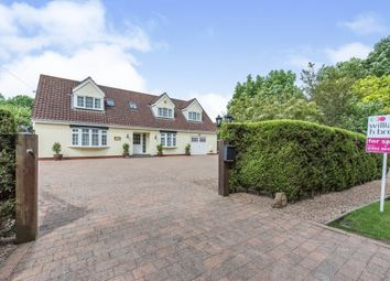 Thumbnail 3 bed property for sale in Chequers Lane, Saham Toney, Thetford