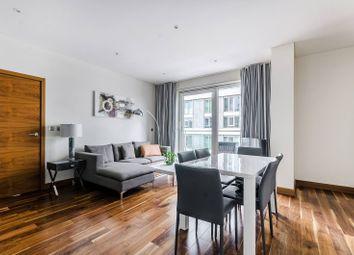 Thumbnail 1 bedroom flat for sale in Chelsea Bridge Wharf, Battersea Park