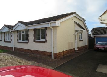 Thumbnail 2 bed semi-detached bungalow to rent in Haldon Way, Bobblestock, Hereford