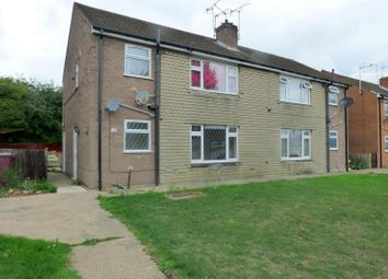 Thumbnail 1 bed flat for sale in Alder Close, Shirebrook, Mansfield