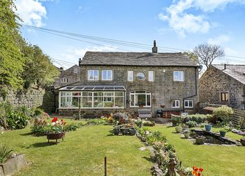 Thumbnail 5 bed detached house for sale in Eastwood Lane, Todmorden