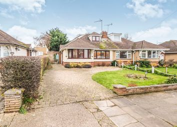 Thumbnail 3 bed semi-detached house for sale in Harkness Way, Hitchin
