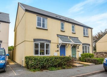Thumbnail 3 bed semi-detached house for sale in Camelford, Cornwall, United Kingdom
