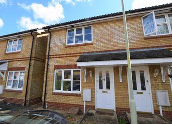 Thumbnail 2 bed end terrace house to rent in Kestrel Close, Kingsnorth, Ashford, Kent