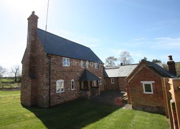 Thumbnail 4 bed detached house to rent in The Gardens, Adstock, Buckingham, Buckinghamshire.