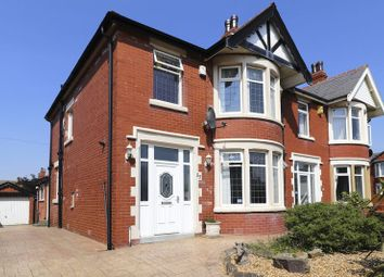3 bed semi-detached house for sale in Knowle Avenue, Blackpool FY2
