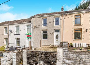 Thumbnail 3 bed property to rent in Caroline Street, Blaengwynfi, Port Talbot