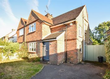 Thumbnail 4 bed semi-detached house for sale in Gonville Avenue, Croxley Green, Rickmansworth