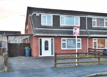 Thumbnail 3 bed semi-detached house to rent in Blankney Close, Stenson Fields, Derby