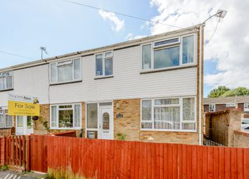 Thumbnail 3 bedroom end terrace house for sale in Roewood Close, Holbury, Southampton