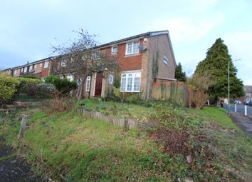 Thumbnail 2 bed end terrace house for sale in Hambledon Court, Tonbridge Road, Maidstone, Kent