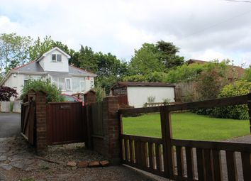 Thumbnail 3 bed detached house for sale in Lancaster Gardens, Plymouth