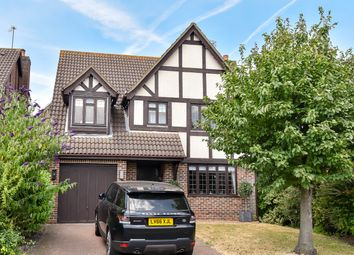 Thumbnail 4 bed detached house to rent in Beechwood Rise, Chislehurst