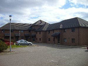 Thumbnail 2 bedroom flat to rent in South Park Court, Darliston, Moray, Elgin