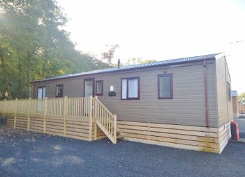 Thumbnail 3 bed lodge for sale in Dollarfield, Dollar