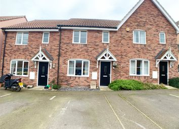 Thumbnail 3 bed terraced house for sale in Crown Field Road, Glemsford, Sudbury