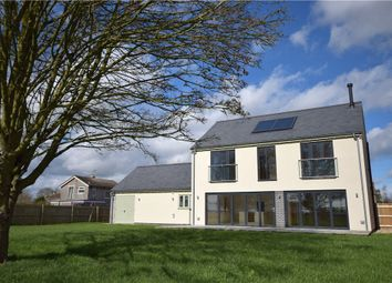 Thumbnail 4 bed detached house for sale in Pibsbury, Langport, Somerset
