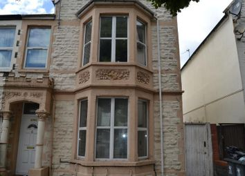 Thumbnail 2 bedroom flat to rent in 151, Richmond Road Gff, Roath, Cardiff, South Wales