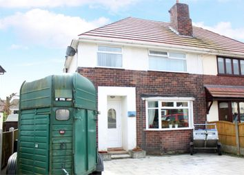 Thumbnail 4 bed semi-detached house for sale in Western Avenue, Mansfield, Nottinghamshire