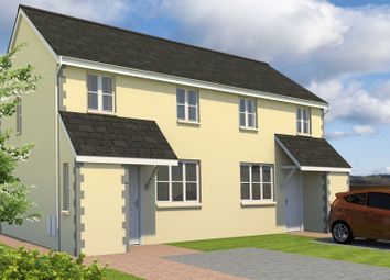 Thumbnail 3 bed semi-detached house for sale in New Road, Bream, Lydney