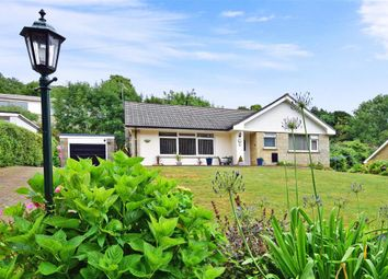 Thumbnail 2 bed detached bungalow for sale in Inglewood Park, Ventnor, Isle Of Wight