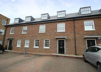 Thumbnail 3 bed town house for sale in Moorcroft, Harlington Road, Uxbridge, Middlesex