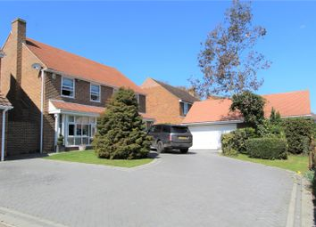 Thumbnail 4 bed detached house to rent in Rectory Meadow, Southfleet, Gravesend, Kent