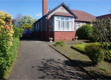 Thumbnail 3 bed semi-detached bungalow for sale in Town Lane, Hale Village, Liverpool