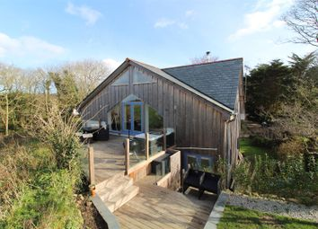 Thumbnail 4 bed detached house for sale in Carwynnen, Camborne