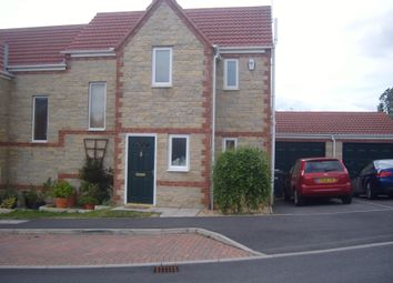 Thumbnail 3 bed semi-detached house to rent in Esh Wood View, Ushaw Moor, Durham