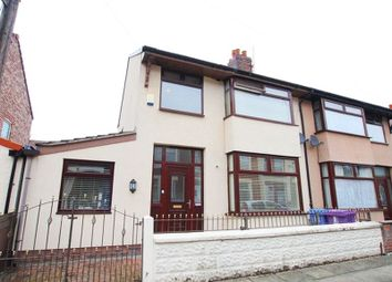 Thumbnail 3 bed semi-detached house for sale in Portelet Road, Old Swan, Liverpool