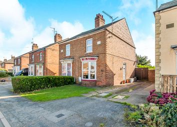 Thumbnail 2 bed semi-detached house for sale in Pennygate, Spalding