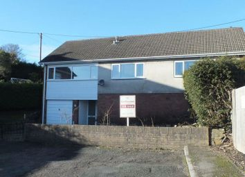 Thumbnail 3 bed detached house for sale in Clydach Street, Brynmawr, Ebbw Vale