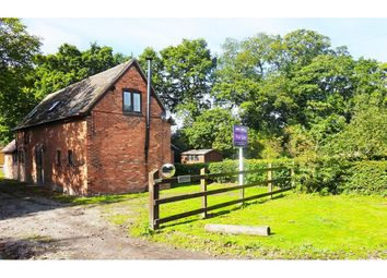 Thumbnail 4 bed detached house for sale in Bickenhill Road, Marston Green