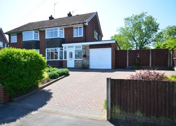 Thumbnail 3 bed semi-detached house for sale in Applewood Crescent, Catchem's Corner