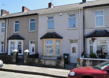 Thumbnail 2 bed terraced house for sale in Hamilton Street, Newport