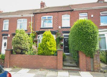 Thumbnail 3 bed terraced house for sale in Hurstwood Road, Sunderland