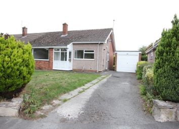 Thumbnail 2 bed semi-detached bungalow to rent in Lon Tywysog, Denbigh