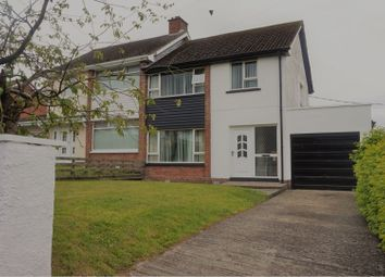 Thumbnail 3 bed semi-detached house for sale in Greenwood Avenue, Prehen. Derry / Londonderry