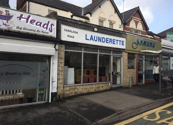Thumbnail Retail premises to let in Caerleon Road, Newport