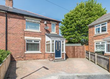 Thumbnail 2 bed semi-detached house for sale in Mills Gardens, Wallsend, Tyne And Wear