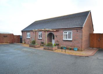 Thumbnail 2 bed detached bungalow for sale in The Parade Ground, Pembroke Dock