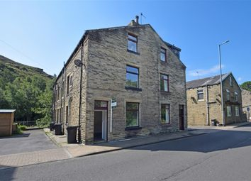 Thumbnail 2 bed end terrace house for sale in Halifax Road, Todmorden