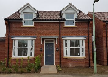 Thumbnail 3 bed detached house for sale in Edinburgh Road, Newmarket