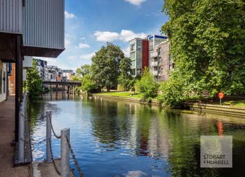 Thumbnail 1 bed flat for sale in Blue Mill, Paper Mill Yard, Norwich, Norfolk