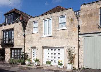 Thumbnail 1 bed mews house for sale in Pulteney Mews, Bath