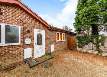 Thumbnail 2 bed detached bungalow for sale in Tamworth Road, Hertford